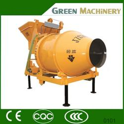 Fully automatic concrete machine concrete glue