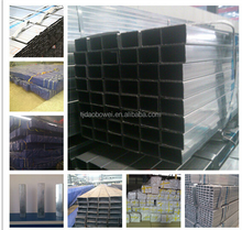 Q235 ERW steel pipe square shape china trading company
