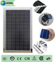 high efficiency poly 300Watt photovoltaic energy generator panel solar China production line high efficiency