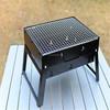 new products anti-rust large charcoal bbq grills CS0829