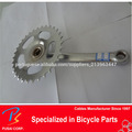 barata bicicleta bmx livre peças / bicicleta manivelas para venda