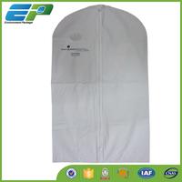 Eco-friendly plastic waterproof garment bag