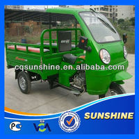 Promotional Exquisite motorcycle truck 3 wheel tricycle