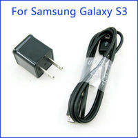Full 1A 100% Original USB Wall travel charger for Samsung Galaxy S4 I9500 S3 i9300 I9100 N7100 I9082 S5830 I9220