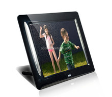 Digital Photo Frame Remote Control Playback Advertising Video Photo Music Multi Functions