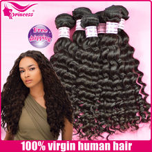 Good Quality 100% Filipino remy virgin human deep wave