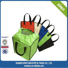OEM Recycle foldable shopping backpack tote bag handbag