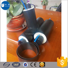 Underground heating pipeline systems pe water pipe with insulation material and hdoe sleeve