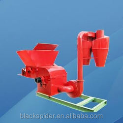 Widely used in Farm Agricultural rice husk hammer mill Trustful supplier