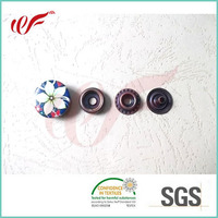 4 parts snap button and sew on button and jeans button