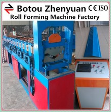 best selling metal roof ridge cap roll forming machine for sale/promotion goods line