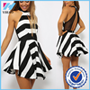 Yihao Summer Casual Party Evening Cocktail Short Dress & Women Fashion Mini Dress 2015