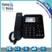 Broadsoft compatible WiFi ip phones, 4 SIP account desk WiFi phones