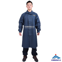 Arc Flash Work Smock Uniforms by Chinese PPE Suppliers