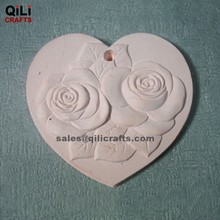 Hand-Made Car/Home Fragrance Scented Clay Flower Diffuser with essential oil