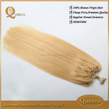 2015 New products alibaba express hair extension micro ring,brazilian micro ring loop hair extensions