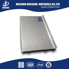 Aluminum baseboard/ skirting board for decoration