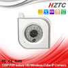 Cube IP camera, 3G/4G support wireless wifi IP camera 720P IR day and night