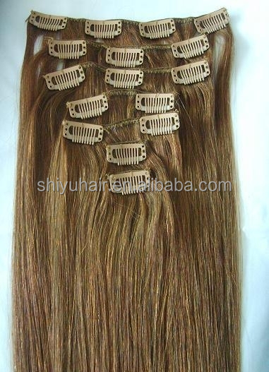 Clip In Colored Hair Extensions Cheap 9