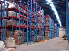 Large Capacity Warehouse Drive-in Pallet Rack,3-year warranties