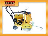 5hp Portable Gasoline Concrete Cutter With Gasoline Engine