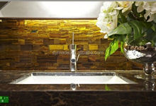 Cheapest semi precious stone tiger eye Wholesaler Price /marble countertop/granite tabletop