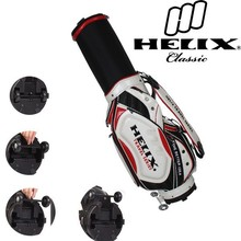 Helix golf bag rain cover travel product / wholesale golf trolley bag /honma golf bag manufacture supply