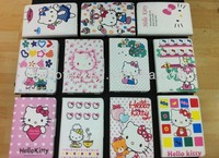 7 inch hello kitty book style leather Wallet flip hello kitty case ,Cartoon Cute Hello Kitty Stand Pu Leather Casefor ipad mini