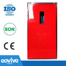 Decoración Interior de la puerta de diseño fire rated puerta