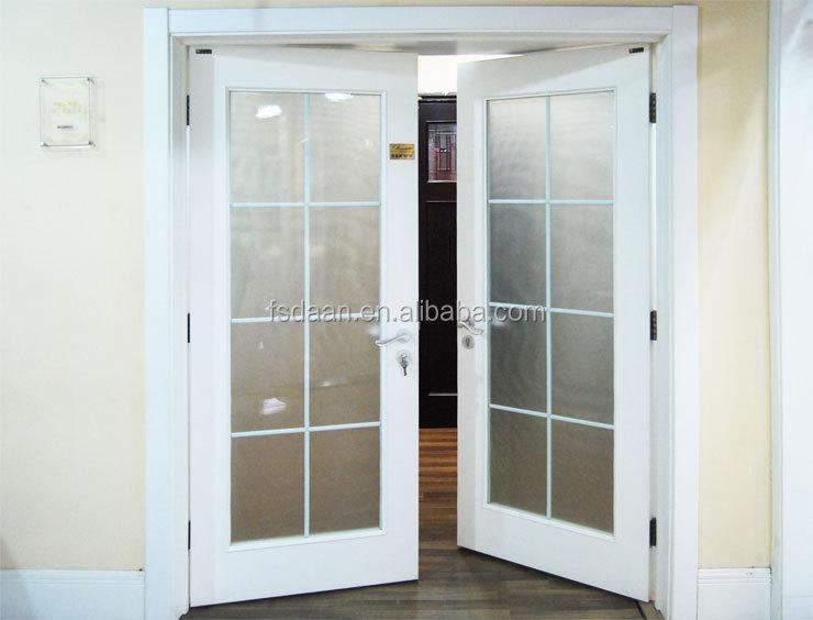 tallada puerta de particin interior puertas de madera marco de metal para puertas de madera