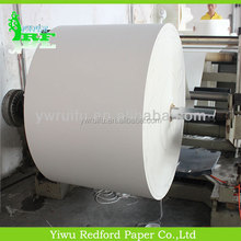 Single side pe coated paper roll for food grade packaging box