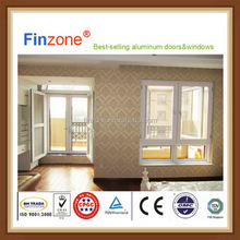 Wholesale new age products new arrival thermal break frosted glass folding door