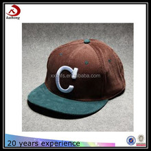 wholesale corduroy 5 panel blank snapback hats and baseball cap wholesale