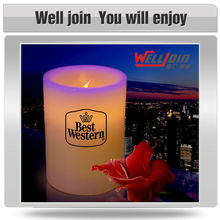 Factory supply top quality fashionable mini led tea light candle