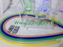 silicone coolant hose shishaizer narshishahile 2012 wholesale electronic hookah shisha back seat tray table