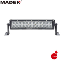 "12"" 72W Car Tuning Lights 72W Car LED Light Bar MD-8207-72"