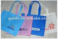 2012 newest high quality eco-frindely non-woven shopping carry bags