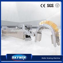 SKYWIN Nueva Máquina para producir obleas - Unión de Fabricantes Técnicos Europeos