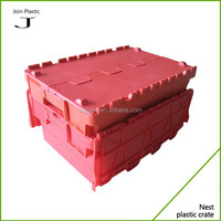 Nest moving storage insert plastic box