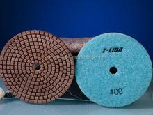 4 Inch Diamond metal bond polishing pads
