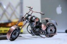 Antique Wrought Iron Bike model