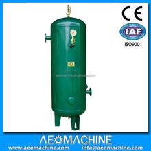 Professional Compressed 2500L 10Bar Air Storage Equipment Air Tank