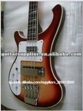 nuevo estilo personalizado hecho zurdo 4 cuerdas de guitarra bajo para la venta