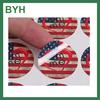 factory custom hot sale self-adhesive sticker