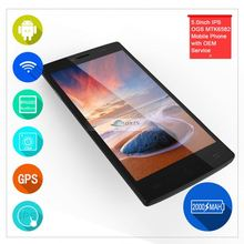 "Cheap big screen android phone with lowest price / 5"" ultra slim android smart phone / 3G quad band mobile phone"