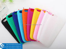 Durable hot selling silicone shell case for ipad mini