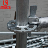 Best price Tianjin factory price Durable scaffolding for building construction modeling ringlock scaffolding system
