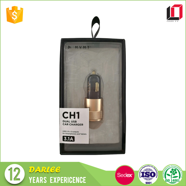 usb charger packaging boxes