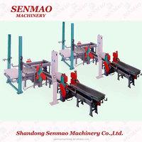 automatic Longitudinal & Transverse double edge saw blade machine for PL/wood cutting saw machine