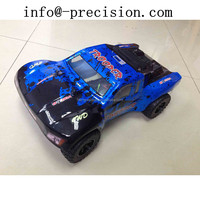 RC and electric motor car, special 1:8 cross-country nitro RC car race speed